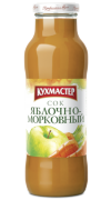 Apple-сarrot juice